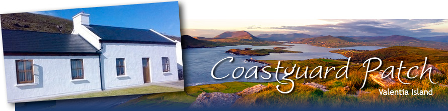 Self-catering cottage and holiday home on Valentia Island
