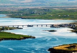 Valentia bridge