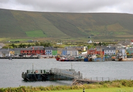 Portmagee village